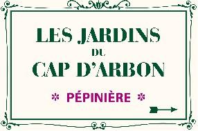 logo Les Jardins du Cap d'Arbon