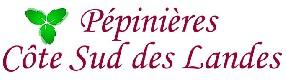logo pépinières côte sud des landes