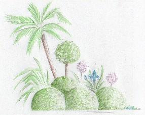 logo Les Jardins de Phocas